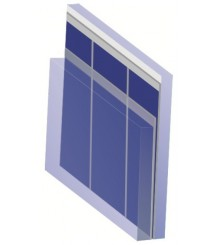 Kit PV 15,81 kw vetro-vetro