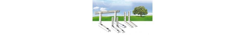 Staffe di supporto per la climatizzazione